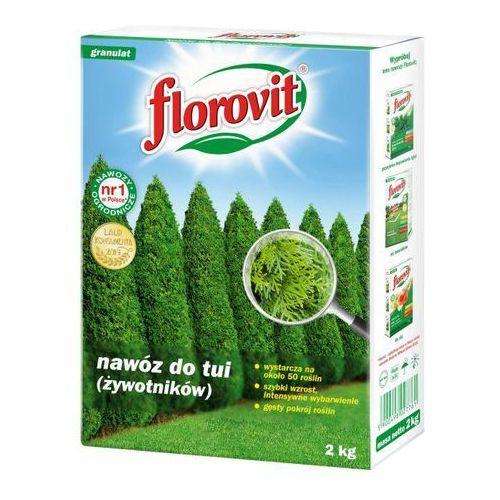 Florovit Nawóz do tui 2 kg