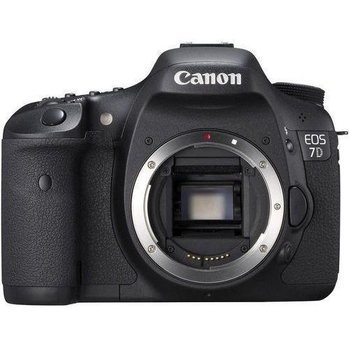 EOS 7D marki Canon - lustrzanka cyfrowa