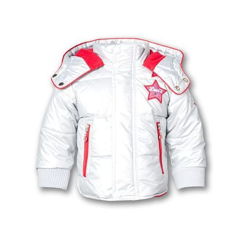 Levi's® Kidswear Girls Dody Silver - produkt z kategorii- kurtki dla dzieci