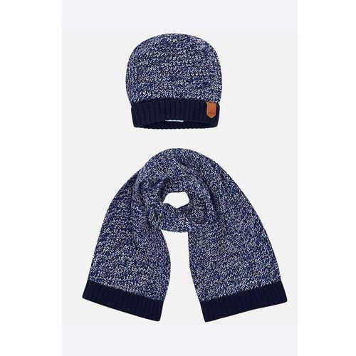 - czapka i szalik dziecięce marki Mayoral