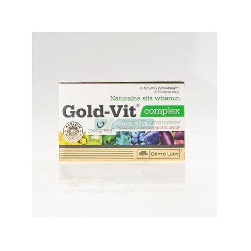 OLIMP Gold-Vit complex 30 tabletek (5901330043468)