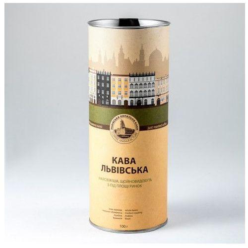 """Kawa Ziarnista Lwowska """"Lvovska"""", 100 g z Lwowskiej Kopalni Kawy"""