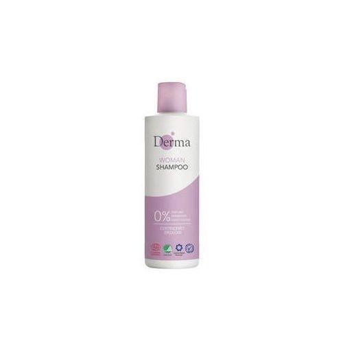 Derma eco woman - bezzapachowy szampon do włosów