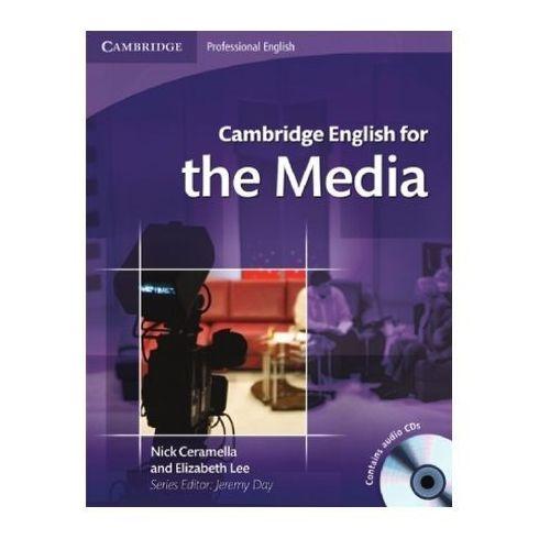 Cambridge English for the Media, w. Audio-CD