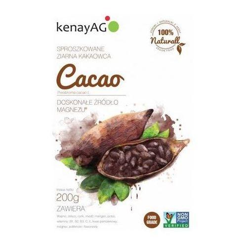 Cacao - sproszkowane ziarno 200g (5900672150544)