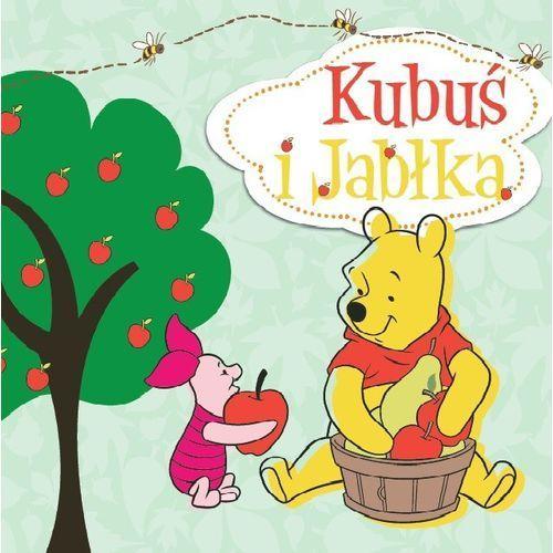 Zabawka DISNEY MARDSN38DF Piszcząca książeczka Kubuś i jabłka (9788361068938)