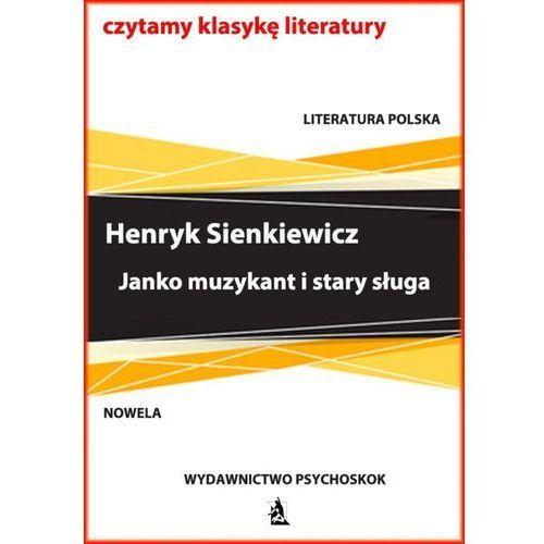 Janko muzykant i stary sługa (9788379007509)