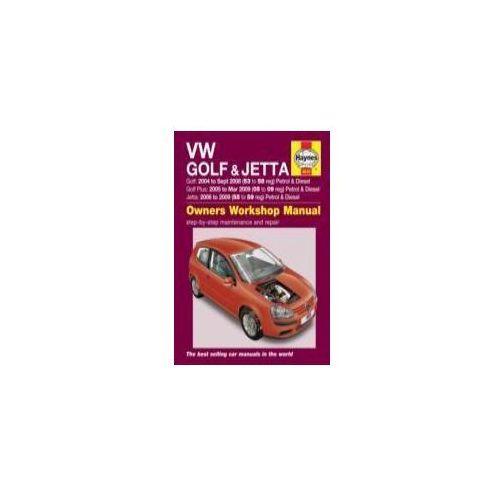 Vw Golf & Jetta Service And Repair Manual (9780857339768)