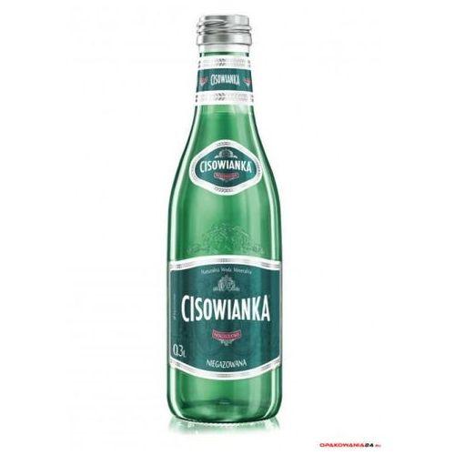 Woda CISOWIANKA 0,3l Classique n/gaz szkło
