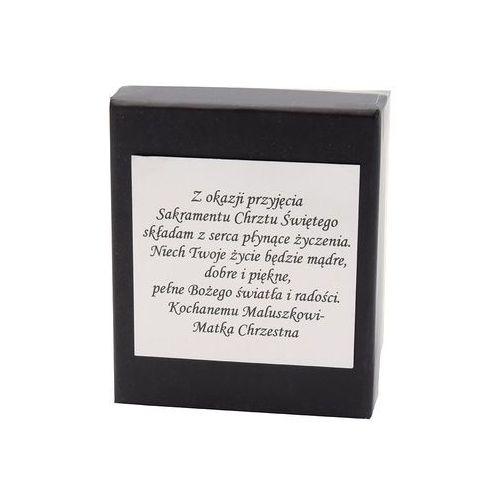Pudełko szkatułka sowa prezent urodziny dedykacja - szkatułka sowa z kryształami marki Alechrzest.pl