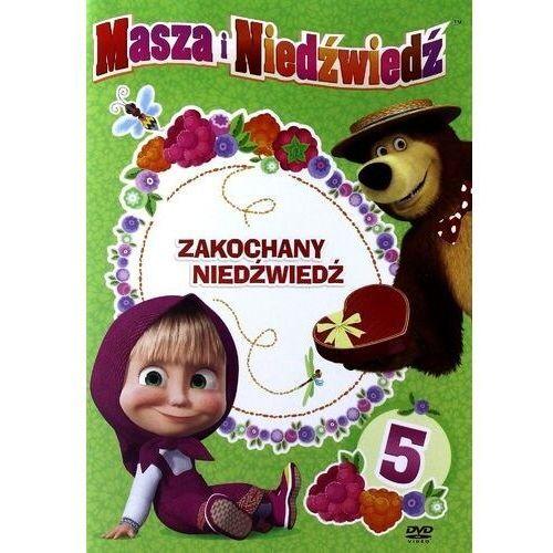 Oleg kuzovkov Masza i niedźwiedź. część 5: zakochany niedźwiedź (dvd) - (7321997610816)