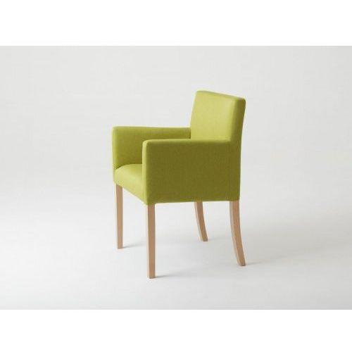 Fotel WILTON ARMS 84, wiosenna zieleń, naturalny, AC070WILARM84-ET35 (11460766)
