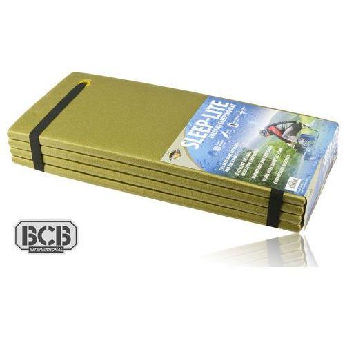 Karimata składana BCB Sleep-Lite (CT650B) (materac, karimata)