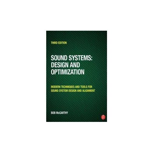 Sound Systems: Design and Optimization (9780415731010)