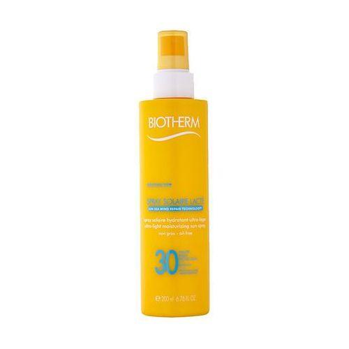 Biotherm Spray Solaire Lacté spray nawilżający do opalania SPF 30 (Sun Sea Wind Repair Technology) 200 ml