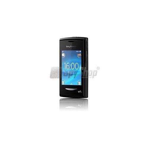 Kompaktowy Sony Ericsson X8 z oprogramowaniem do podsłuchu SpyPhone Android Rec Pro 4.0
