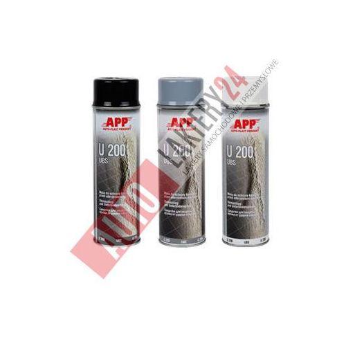 APP Preparat do ochrony karoserii spray U200 0,5L biały, produkt marki app