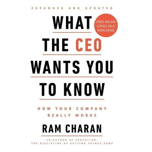 What the CEO Wants You to Know - Ram Charan (172 str.)