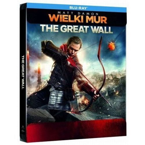 Wielki mur. steelbook (bd) marki Filmostrada