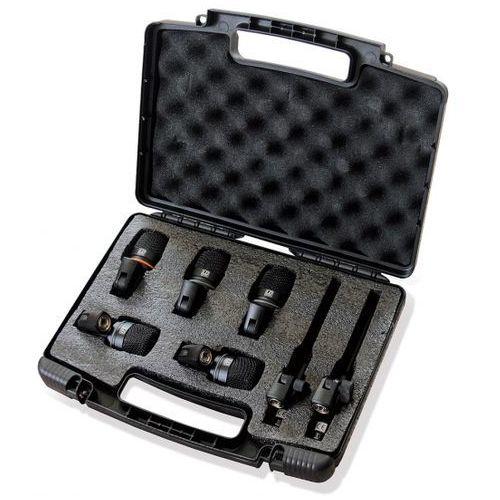 Ld systems d 1017 set zestaw mikrofonowy do perkusji, 7-częściowy
