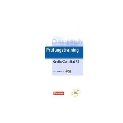 Goethe-Zertifikat A2, Übungsbuch mit Lösungen und Audio-Dateien als Download (9783061217730)