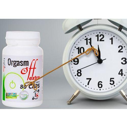 Orgasm Off 80cps. najmocniejszy suplement opóźnia wytrysk (5903268070585)