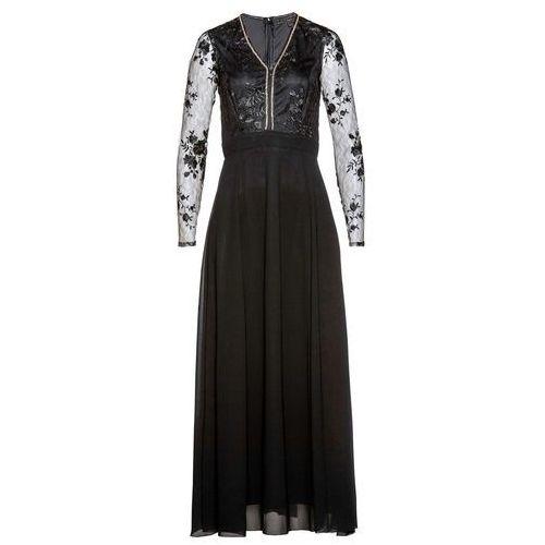 Sukienka plisowana z paskiem bonprix jeżynowy, w 6 rozmiarach