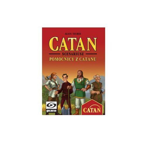 Galakta Catan: scenariusz pomocnicy z catanu. dodatek do gry planszowej