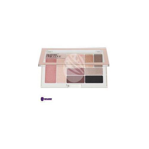 city kit palette (w) paleta do makijażu twarzy 2 pink edge 12g marki Maybelline