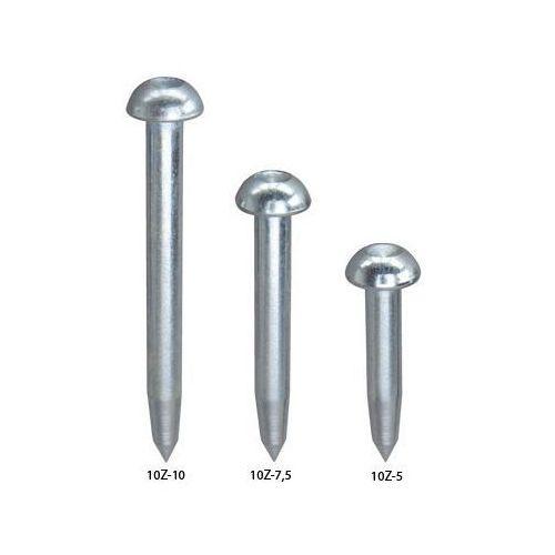 Gwóźdź pomiarowy 100/18 mm z centrem, 10Z-10