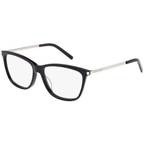 Okulary korekcyjne sl 92 001 marki Saint laurent