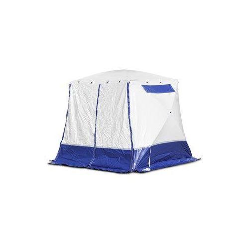 Namiot roboczy 180 K 180*180*200 sześcienny niebieski (4052138017531)
