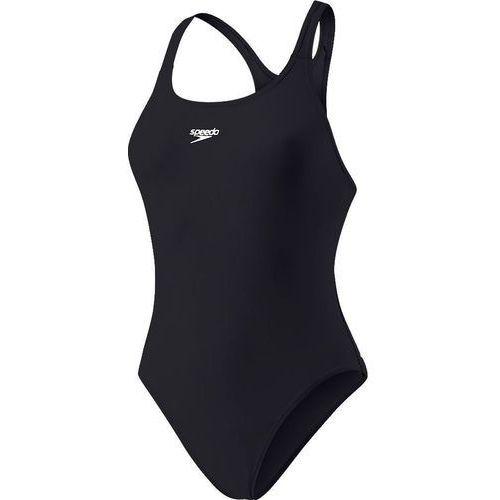 speedo Essential Endurance+ Medalist Strój kąpielowy Dzieci czarny 152 Stroje kąpielowe (5050995375374)
