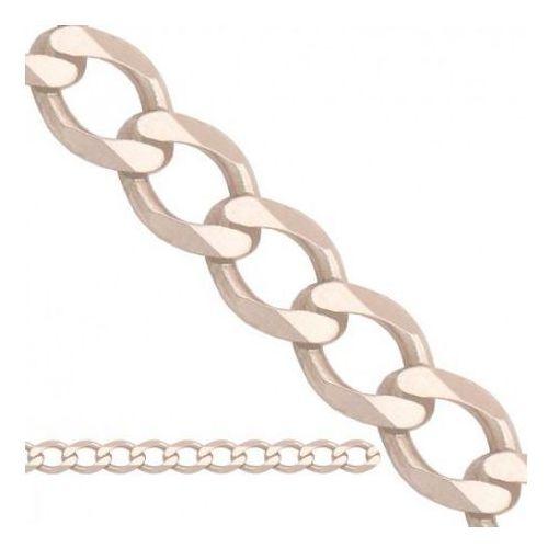Łańcuszek złoty pr. 585 - Lp011c