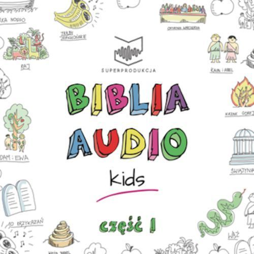 BIBLIA AUDIO KIDS - CD 1