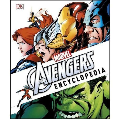 Marvel's the Avengers Encyclopedia (9780241183717)