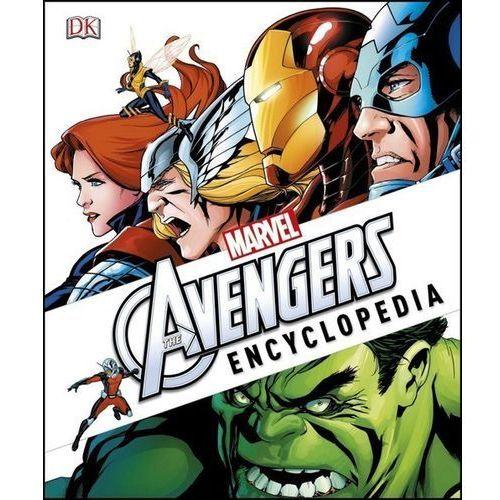 Marvel's the Avengers Encyclopedia (9780241183717)