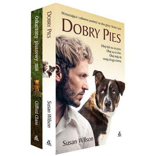 Dobry pies / Oskarżony pluszowy miś - Wilson Susan, Chase Clifford, Wilson Susan