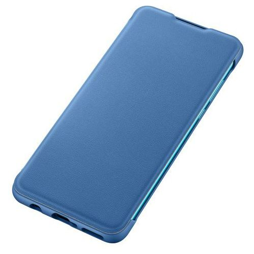 Huawei P30 Lite Wallet Cover - Blue