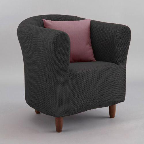 Pokrowiec na fotel, rozciągliwy, gofrowany - oferta [057a6d2ce5c5d558]