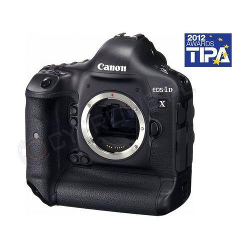 Canon EOS 1DX [przekątna ekranu 3.2
