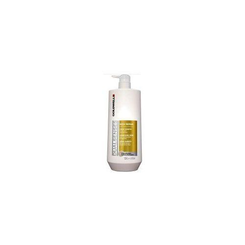 Goldwell dualsenses rich repair, szampon do włosów zniszczonych, 1500ml