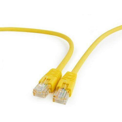 Kabel sieciowy utp pp12-0.25m/y kat. 5e, patch cord rj-45 (0,25 m) marki Gembird