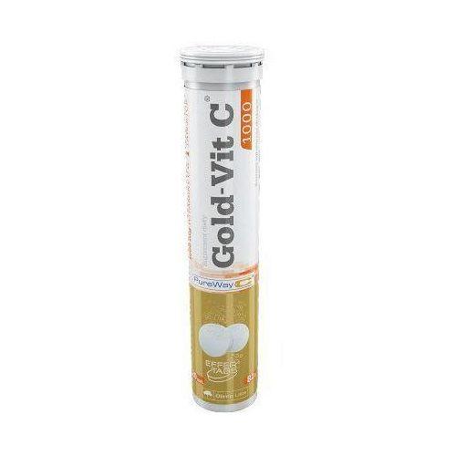 Tabletki OLIMP Gold-Vit C1000, tabletki musujące, smak cytrynowy 20 szt