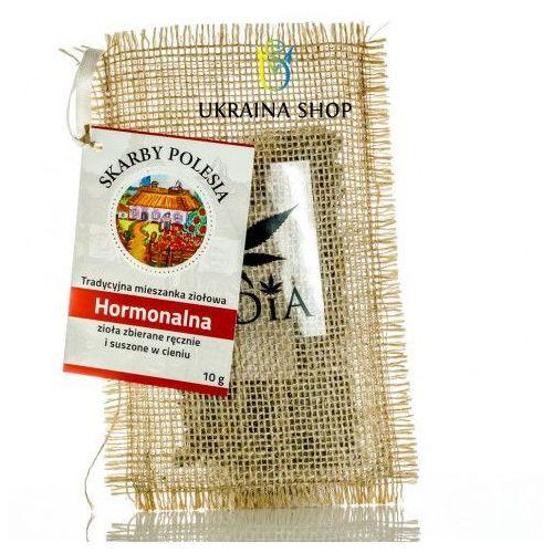 Herbata ziołowa hormonalna, 10 g marki India cosmetics