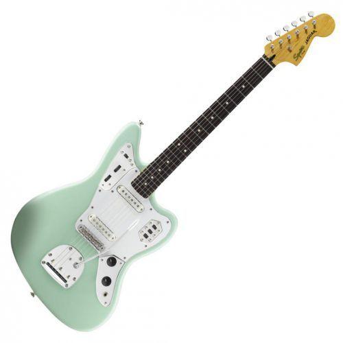 squier vintage jaguar surf green gitara elektryczna marki Fender