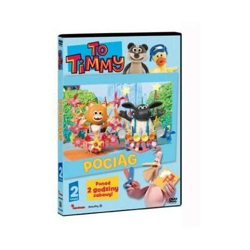 To Timmy, część 2 - Pociąg (DVD) - Galapagos OD 24,99zł DARMOWA DOSTAWA KIOSK RUCHU