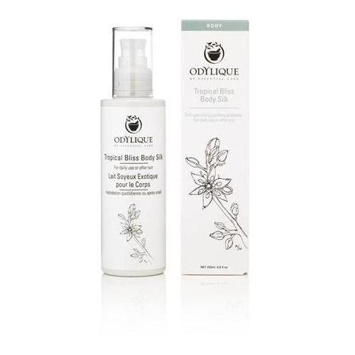 Essential care Odylique by ess. care witaminowy jedwabisty balsam do ciała o tropikalnym zapachu 200ml