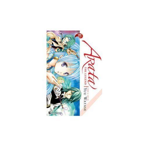 Arata: The Legend, Vol. 10