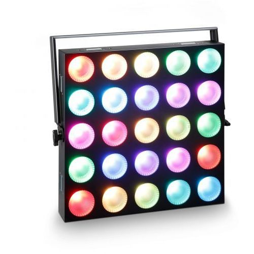 matrix panel 10 w rgb - 5 x 5 rgb led matrix panel z pojedynczymi diodami marki Cameo